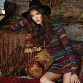 Women's Knitted Dresses