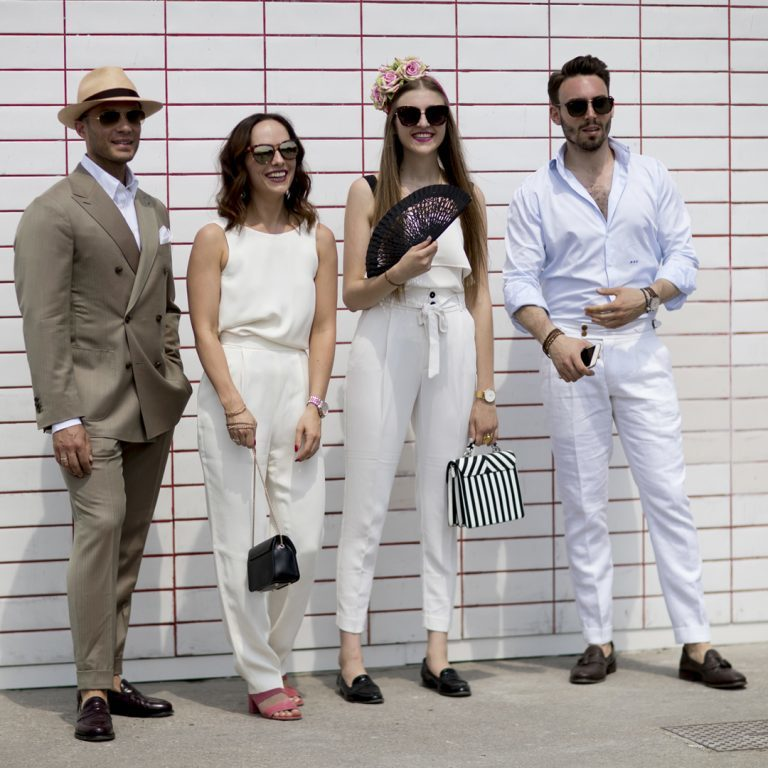 Race Season Guide: What To Wear