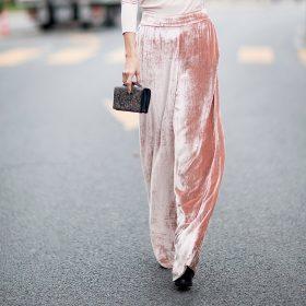 Women's Wide Leg Trousers