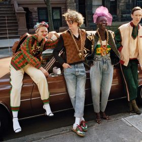 Gucci-Dapper Dan Collection