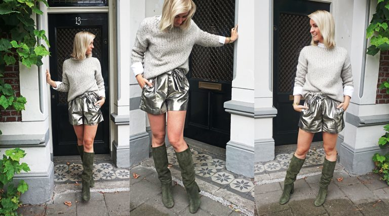 My Autumn Obsession – Suede Slouchy Boots from LUISAVIAROMA