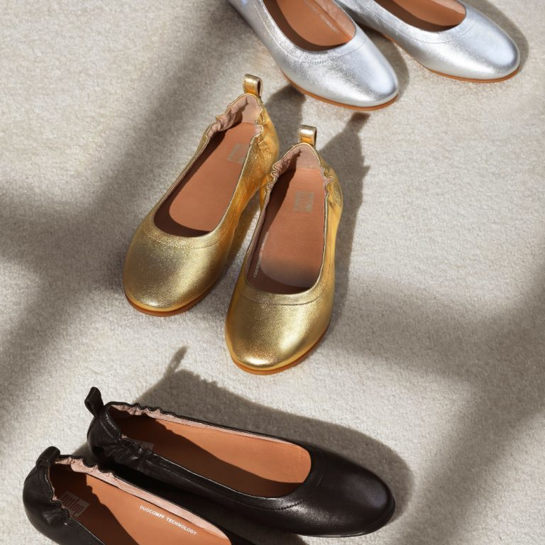 FitFlop Flats for Fall – The Allegro
