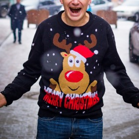 Hooray, it's Christmas Jumper Day