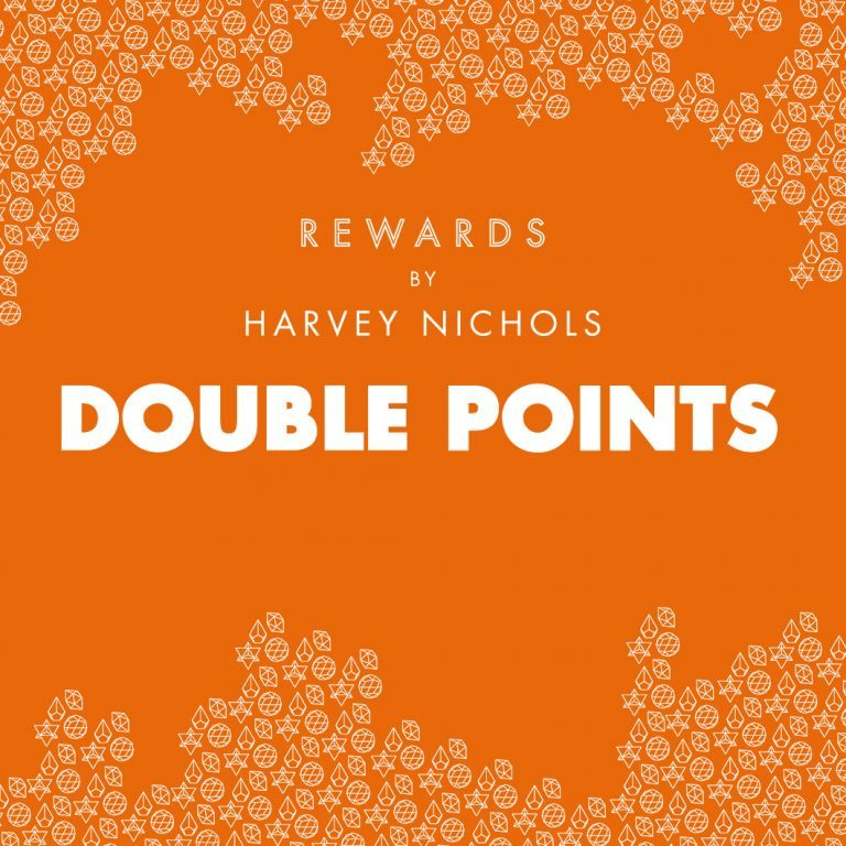 Harvey Nichols Double Points Reward