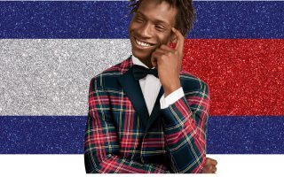 Check out tommy hilfiger