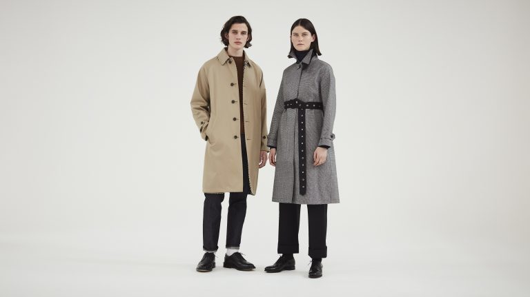 Keep dry in this year's perfect gift: Mackintosh