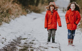 Kiddies Coats 2019
