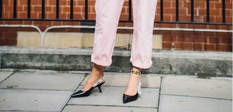 4 shoes to wear with Wide Leg pants