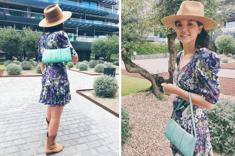 LUISAVIAROMA hats lack of colors, bag manu atelier, cowbow boots