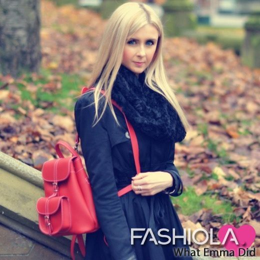 Fashiola.co.uk loves Emma Campbell from Whatemmadid.com!