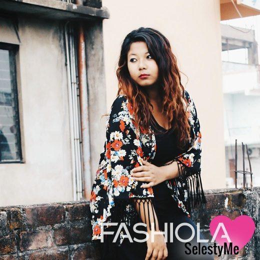 Fashiola loves fashion blogger Chayanika Rabha from Selestyme