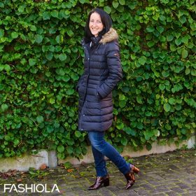 Fashiola's Pick: Tommy Hilfiger winter coat!