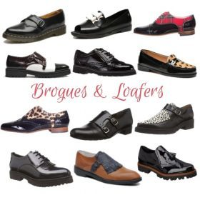 Brogues & Loafers for the winter