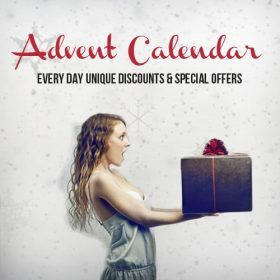 Christmas Advent Calendar - New offer every day