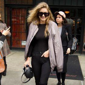 How do you style yourself like Gigi Hadid?