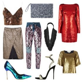 What are the trends for a perfect party outfit?