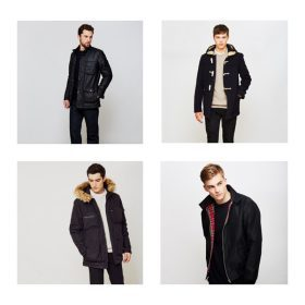 Best Winter Outerwear with The Idle Man