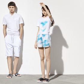 Under the sun with Calvin Klein