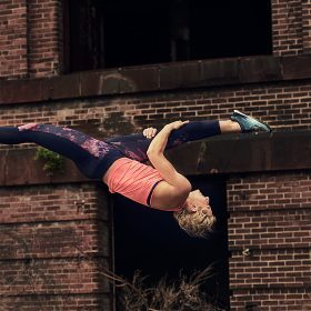 Jessie Graff is UNLIKE ANY...