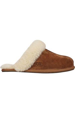 Women Boots - UGG Australia Women's Scuffette Suede Slippers
