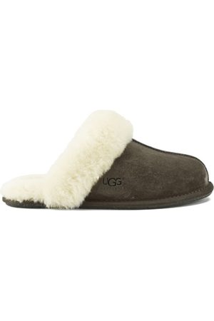 Women's slippers - UGG Australia Women's Scuffette Suede Slippers