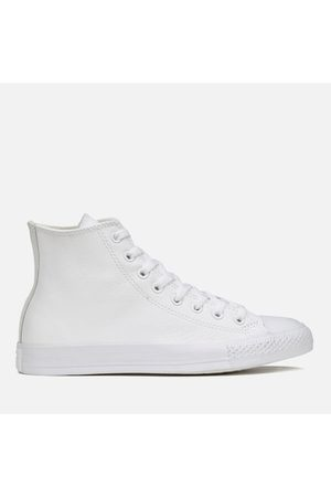 Women's trainers - Converse Unisex Chuck Taylor All Star Leather Hi-Top Trainers