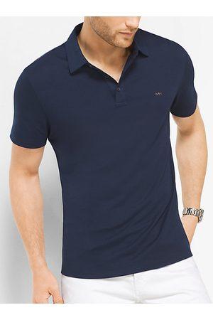 Michael Kors Men Polo Shirts - Cotton Polo Shirt