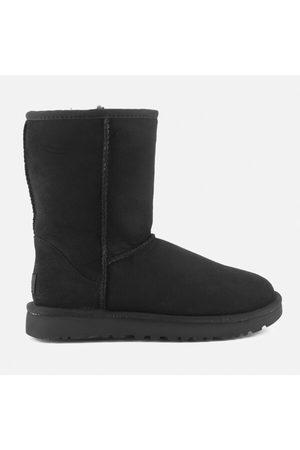Women Ankle Boots - UGG Australia Women's Classic Short II Sheepskin Boots
