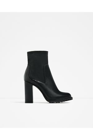 d236496ec56 Zara new collection women's ankle boots, compare prices and buy online