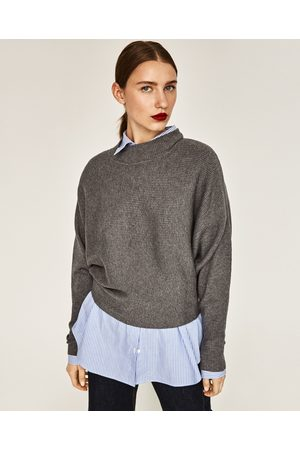 eb5cbc310db BATWING SLEEVE SWEATER - Available in more colours