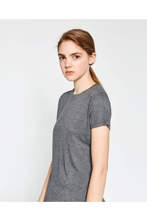 Women T-shirts - Zara BASIC T-SHIRT - Available in more colours