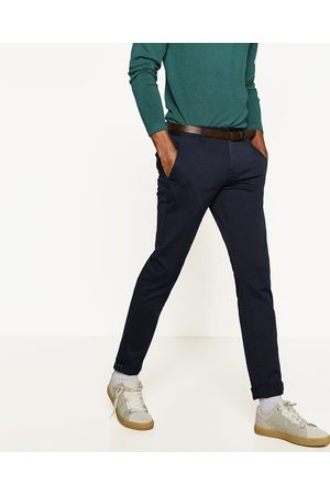 Men Chinos - Zara CHINOS - Available in more colours
