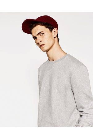 Men Sweatshirts - Zara BASIC SWEATSHIRT - Available in more colours