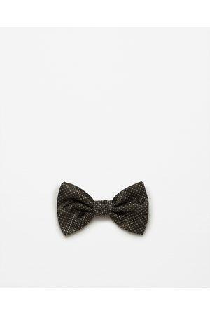 Men Bow Ties - Zara DOTS AND DIAMONDS BOW TIE