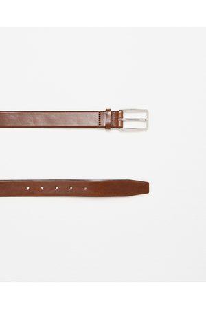 Men Belts - Zara SMART BELT