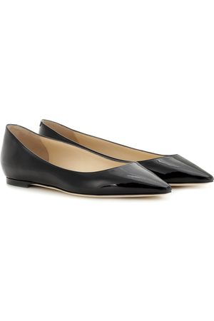 Ballerinas - Jimmy choo Romy Flat Patent Leather Ballerinas