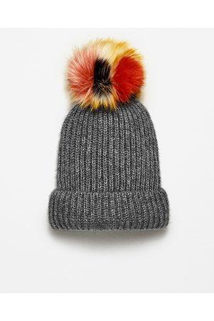 Pom-pom knit Hats for Women fdacea7f025