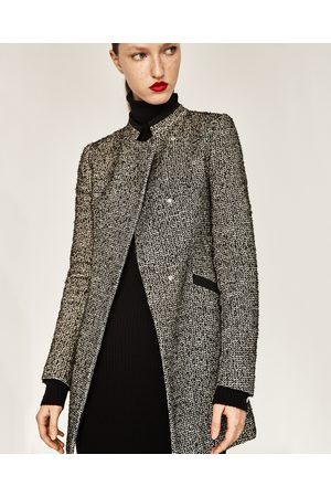 a8c33407cb33 Zara winter coat women s clothing