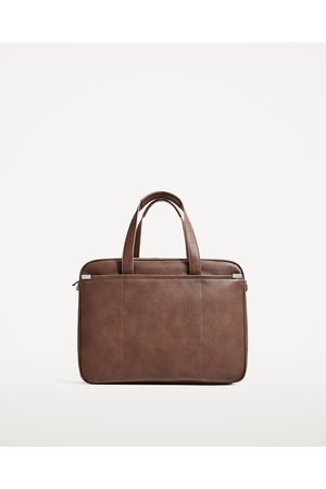 Men Laptop & Business Bags - Zara CLASSIC BRIEFCASE - Available in more colours