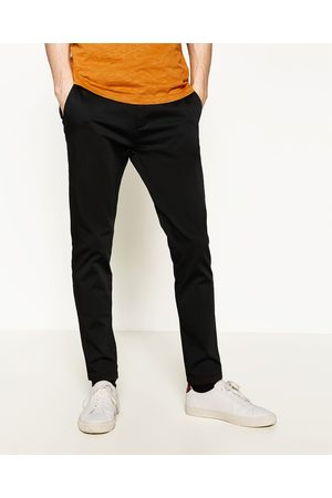 Men Chinos - Zara BASIC CHINOS - Available in more colours