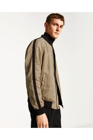 Brown Faux Leather Jackets For Men Compare Prices And Buy Online