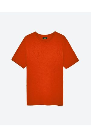 Men T-shirts - Zara RIPPED T-SHIRT - Available in more colours