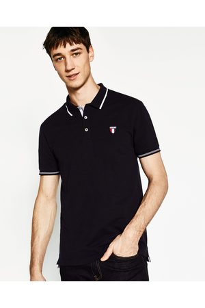 Men Polo Shirts - Zara COUNTRIES BASIC POLO SHIRT - Available in more colours