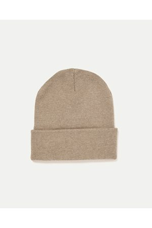Men Hats - Zara TURN-UP KNIT HAT - Available in more colours