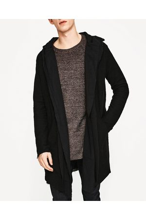Men Ponchos & Capes - Zara DARK CAPE