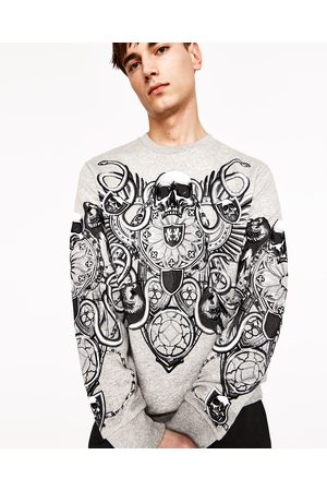 Buy Sweatshirts Compare Ffqra Amp; For Fashiola Men Online Co Uk Zara 1qnP5Hw