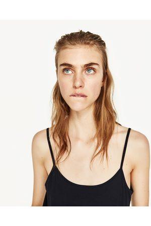 Women Bodies - Zara OPEN BACK BODYSUIT