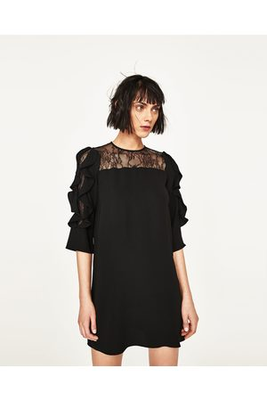 5d32bb42 Zara lace women's dresses, compare prices and buy online