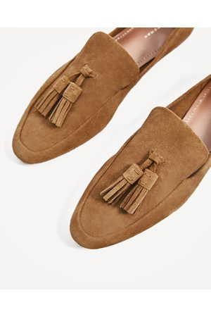 2f6bcbf9273 Buy Zara Brogues   Loafers for Women Online