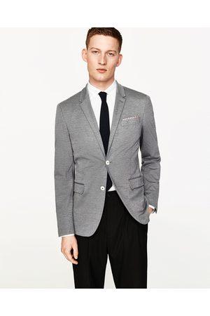 Men Blazers - Zara COMFORT BLAZER